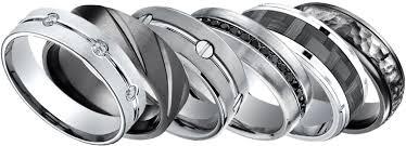 mens wedding band materials mens wedding ring materials theweddingpress