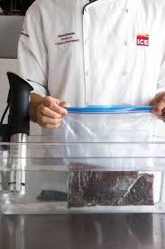sous vide the institute of culinary education