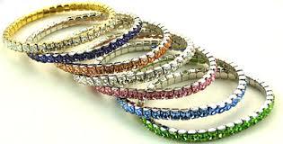 multi color swarovski crystal bracelet images Swarovski emerald cut crystal bracelet select your fave colors gif