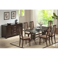 indian wood dining table indian wooden dining table chairs at rs 95000 set wooden dining