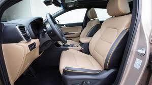 kia sportage interior kia sportage review trusted reviews