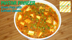 Cottage Cheese Dishes by Matar Paneer Recipe Green Peas With Cottage Cheese Recipe