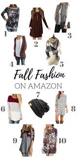 fall fashion on amazon casual claire