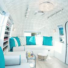 this adorable airstream is actually a nail salon nail it