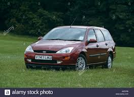 ford focus model years ford focus estate model years 1998 to 2001 stock photo royalty