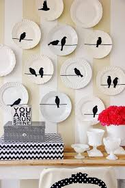 Wall Decoration Plates at Home and Interior Design Ideas