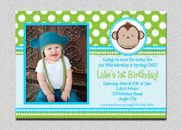 jungle first birthday invitations ideas vertical invitations
