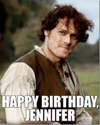 Happy Birthday Meme Creator - outlander happy birthday meme generator imgflip