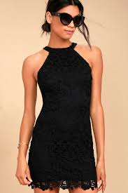 black lace dress lace dress black dress sleeveless dress 64 00