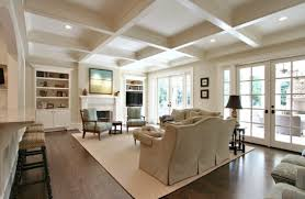 Attractive Ideas For Decorating Traditional Family Room To Enjoy Daily - Traditional family room
