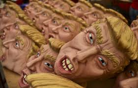 halloween president masks donald trump halloween mask on sale in mexico time com