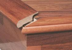ordinary wood floor stair nose stair nosing profile for laminate