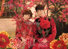Chinese Wedding Dress Chinese Ancient Costume Wedding Dress Toast Cheongsam Bride And