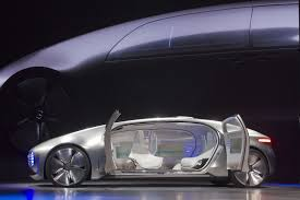 ride in mercedes u0027s f 015 driverless car video nytimes com