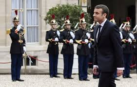 Cabinet President 4 Takeaways On Emmanuel Macron U0027s First Cabinet U2013 Politico