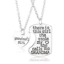 and granddaughter necklace online get cheap and granddaughter necklace aliexpress