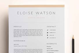 Free Resume Template Indesign Pages Resume Template 1 Free Cv Resume Templates 72 To 78 50 Free