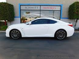 lexus used rc 2015 used lexus rc f 2dr coupe at schmitt imports serving carlsbad