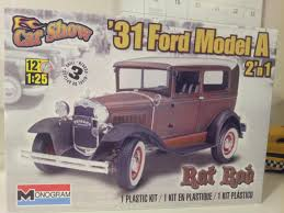 10375 by 31 Ford Model A 2n1 Car Kit News U0026 Reviews Model Cars Magazine