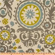 designer fabric premier prints suzani summerland natural discount designer fabric