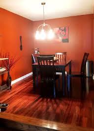 Hardwood Flooring Kansas City Contemporary Dining Room With Hardwood Floors U0026 Pendant Light In