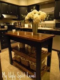 kitchen island decorative accessories diy kitchen island with trash storage and free downloadable build