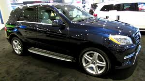 2014 mercedes ml350 review 2014 mercedes m class ml350 4matic exterior and interior