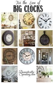 the 25 best big clocks ideas on pinterest huge clock what is