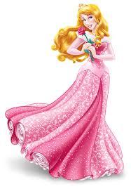 image princess aurora holding a rose in her pink dress jpg