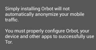how to configure orbot on android orbot anonymity circuvention security in a box