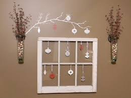 attractive artificial window featured lighted wall