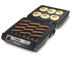 black friday grill amazon amazon com chefman rj02 v2 contact grill and panini press silver