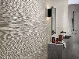Textured Wall Tiles Indoor Tile Wall Porcelain Stoneware Plain Brave Wall
