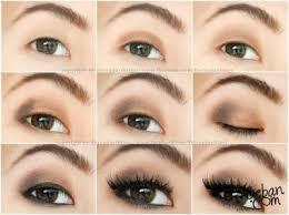 review tutorial makeup sehari hari 30 tutorial make up mata natural coklat sehari hari tutor shadow
