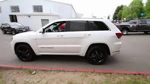 jeep white cherokee 2016 jeep grand cherokee high altitude white gc438581