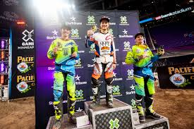 freestyle motocross games 2017 x games nine medals for nitro circus athletes transworld
