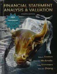 financial statement analysis and valuation 9781618531049 amazon