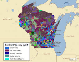Wisconsin Election Map by Examining Wisconsin U0027s Political Leanings U2013 Pam Allison