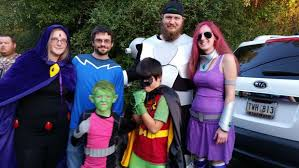 Beast Boy Halloween Costume Beast Boy Costume 8 Steps Pictures