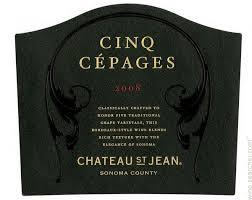 chateau ste 2010 indian cabernet 2010 chateau st jean cinq cepages cabernet sauvignon sonoma