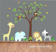 Boy Nursery Wall Decal Baby Elephant Wall Decals Wall Ideas Baby Boy Wall Decor Baby Boy
