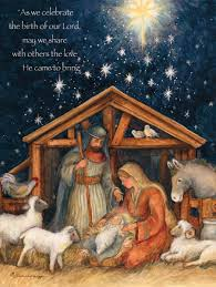 personalized boxed christmas cards holy family christmas cards 1004674 lang faith