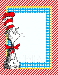 dr seuss border templates like this item its so seussical