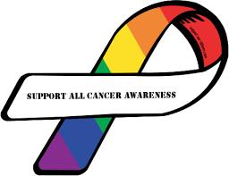 custom awareness ribbons custom ribbon support all cancer awareness
