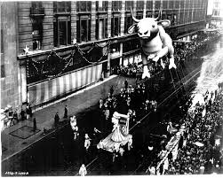 first thanksgiving parade a subversive bull robert lawson and the story of ferdinand