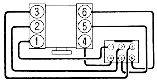 2000 mustang v6 spark plug wiring diagram diagram wiring