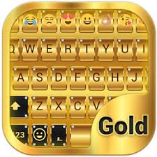 gold emoji keyboard theme android apps on play
