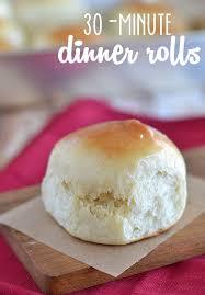 30 minute dinner rolls kitchen meets