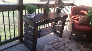 Patio Pallet Furniture by Remarkable Furniture Designs Made From Recycled Pallet Wood