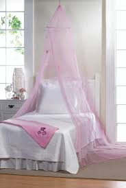 Girls Canopy Over Bed by Mosquito Canopy Tulle Girls Room Canopy Princess Pink Butterfly